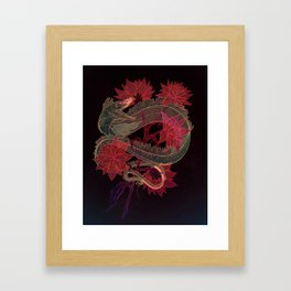 Astral Candy - Dusty Framed Art Print