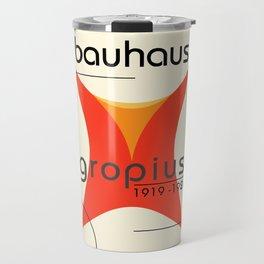 Bauhaus Poster II Travel Mug