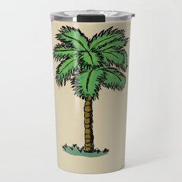 La Palm color Travel Mug