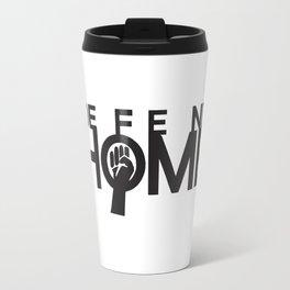 Defend Home Travel Mug