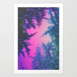 Crossover Art Print