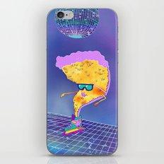 Disco Pizza  iPhone & iPod Skin