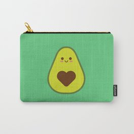 Avocado Love Carry-All Pouch