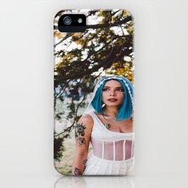 Halsey 37 iPhone Case