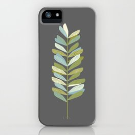 Branch 3 iPhone Case