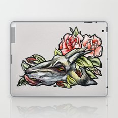 Goat's head. Laptop & iPad Skin