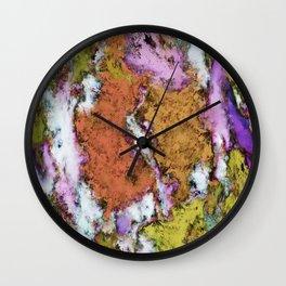 Close proximity 2 Wall Clock