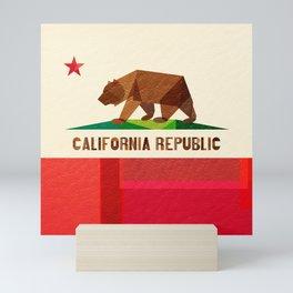 California Mini Art Print