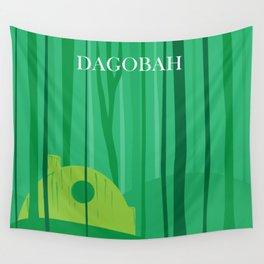 Dagobah Art Wall Tapestry