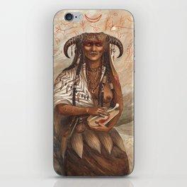 Boneweaver ~ A Compendium of Witches iPhone Skin