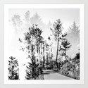 Woodland by mina_burtonesque
