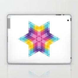 Fig. 026 Colorful Geometric Star Laptop & iPad Skin