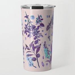 botanical botany Travel Mug