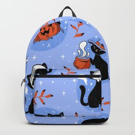 HALLOWEEN CATS PATTERN Backpack