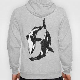 Orca Yin Yang Hoody