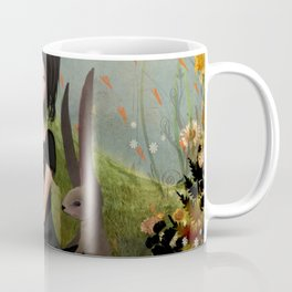 My Heart has Joined the Thousand, for my friend stopped running today. Coffee Mug