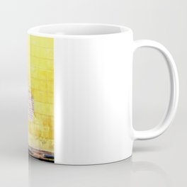 Yellow Window Coffee Mug