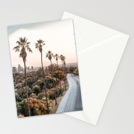 Los Angeles City California Stationery Cards