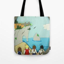 Ruins in Narnia? Tote Bag