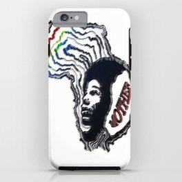 Mother Land iPhone Case