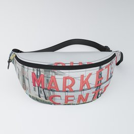 pike place, seattle Fanny Pack