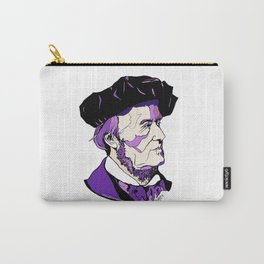 Composer Richard Wagner Carry-All Pouch