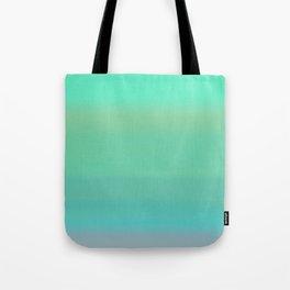 Green Flash Tote Bag