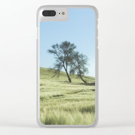 Lone Tree Photography Print Clear iPhone Case