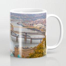 Monongahela River - Pittsburgh, Pennsylvania Coffee Mug