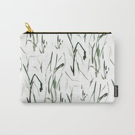 grass forms Carry-All Pouch