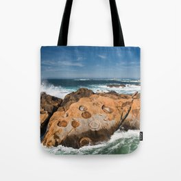 Point Lobos Landscape Tote Bag