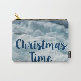 Christmas TIme is Here! Carry-All Pouch