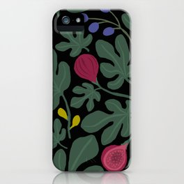 FIGS green iPhone Case