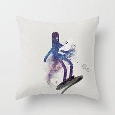 a s t r o g a n g a Throw Pillow