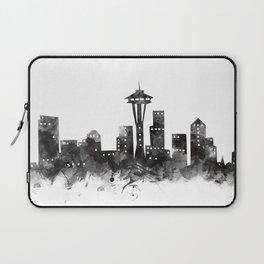 Seattle Skyline Laptop Sleeve