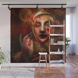 """The Blood Maja"" Wall Mural"