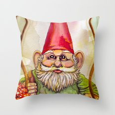Little Traveler Throw Pillow
