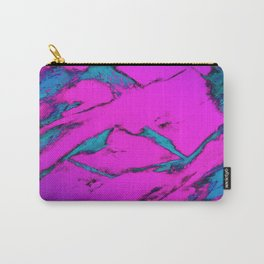 Fractured anger pink Carry-All Pouch