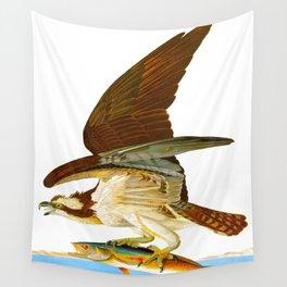 Osprey Bird Wall Tapestry
