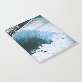 Ice Cave Notebook