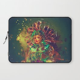 Abstract Carneval Laptop Sleeve
