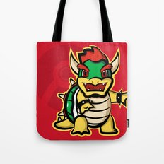 Bowtle Tote Bag