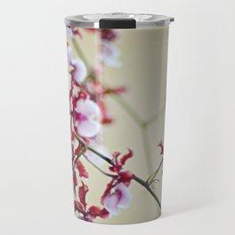 Rare Orchids Travel Mug