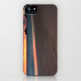 Lanikai Sunrise iPhone Case