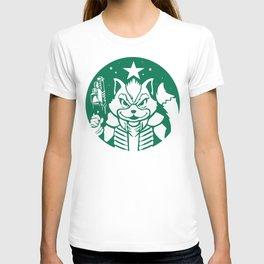 Starfox Coffee T-shirt