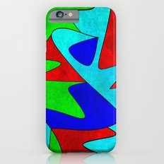 Abstract iPhone 6s Slim Case
