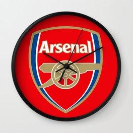 ArsenalLOGO Wall Clock