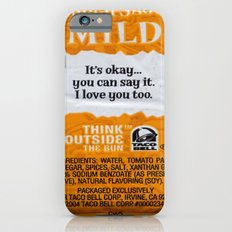 taco bell sauce Slim Case iPhone 6s