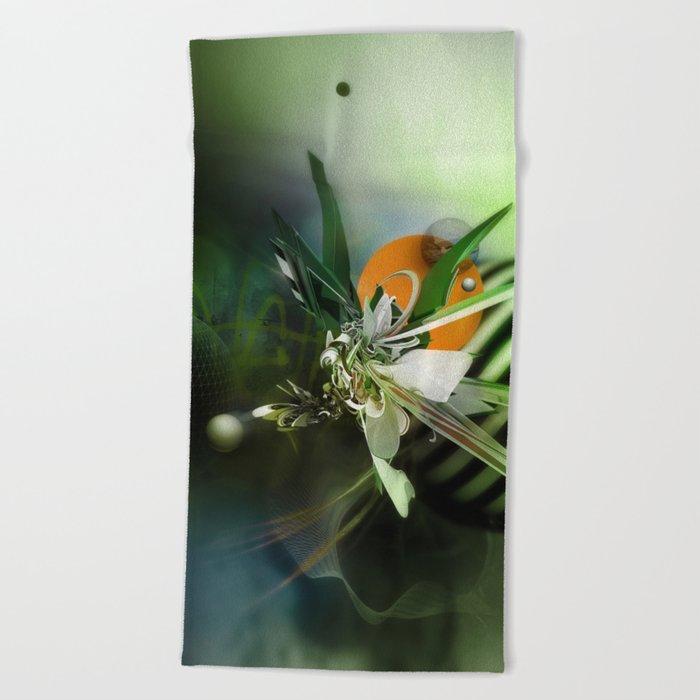 Angel Beach Towel