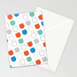 Polka Cat Stationery Cards